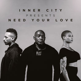 Album cover of Inner City presents Need Your Love