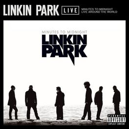 Album cover of Minutes to Midnight Live Around the World