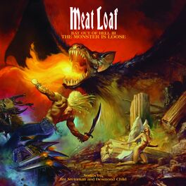 Album cover of Bat Out Of Hell 3