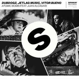 Album cover of Atomic Bomb (feat. Juan Alcasar)