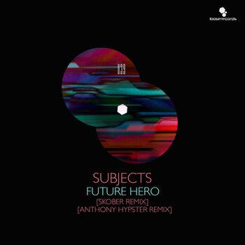 Future Hero cover