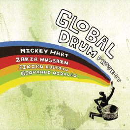 Mickey Hart - Global Drum Project