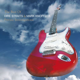 Album cover of The Best Of Dire Straits & Mark Knopfler - Private Investigations