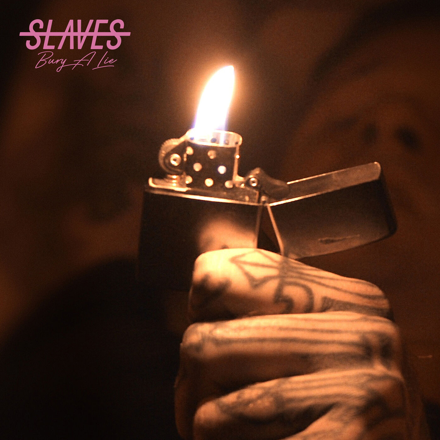 Slaves - Bury a Lie [single] (2020)