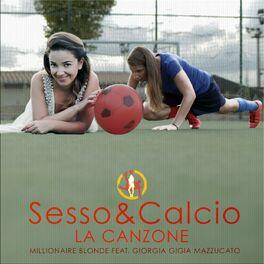 Album cover of Sesso&Calcio (feat. Giorgia Gigia Mazzucato)