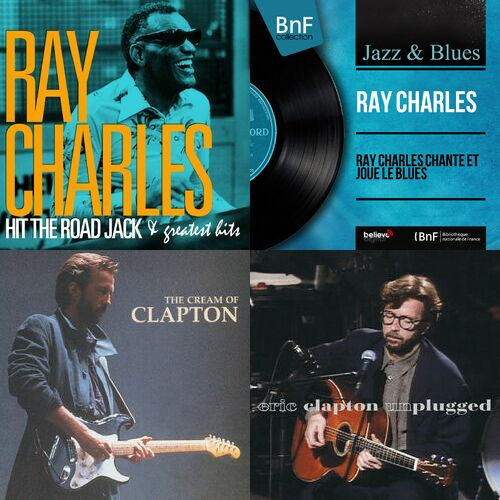 Ray Charles playlist - Listen now on Deezer | Music Streaming