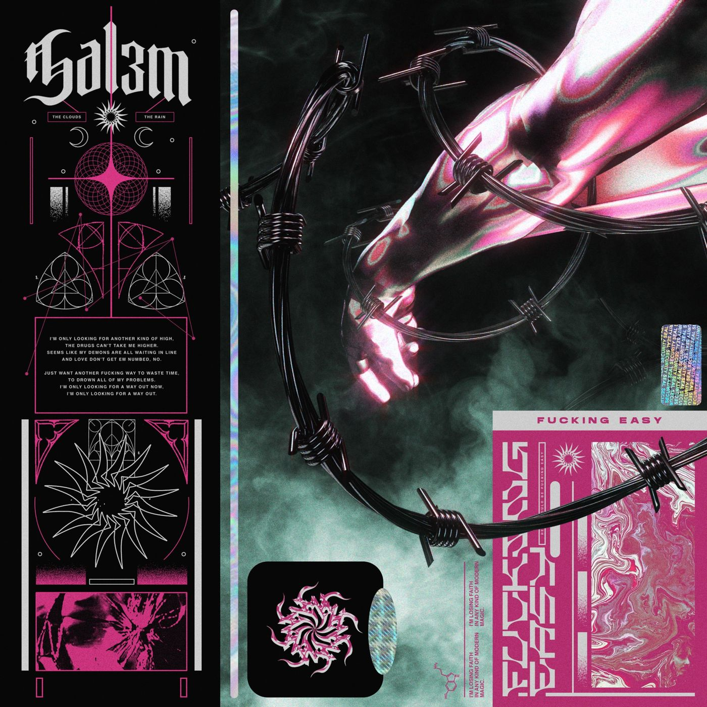 Sal3m - Fucking Easy [single] (2021)