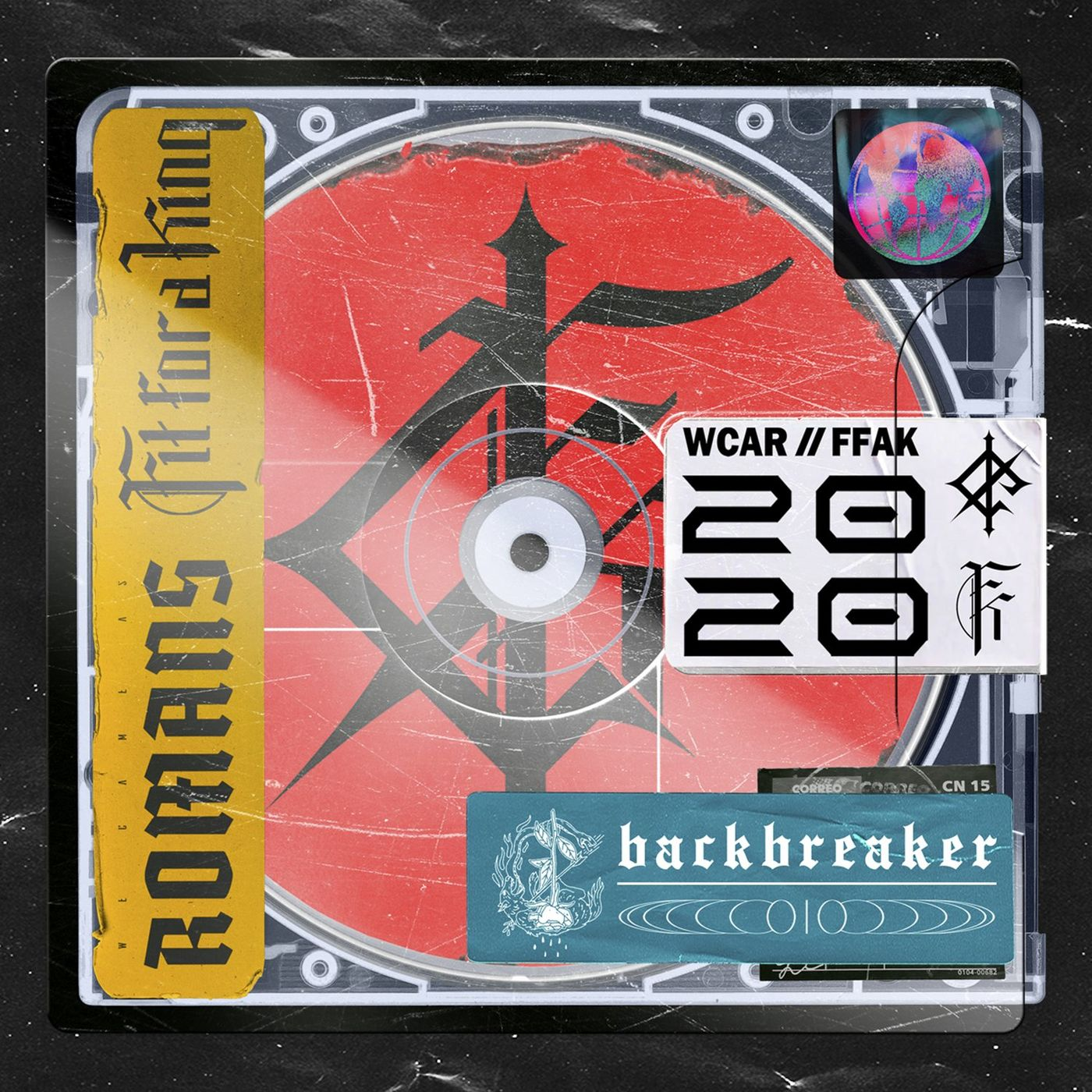 Fit For A King - Backbreaker [single] (with We Came as Romans) (2020)