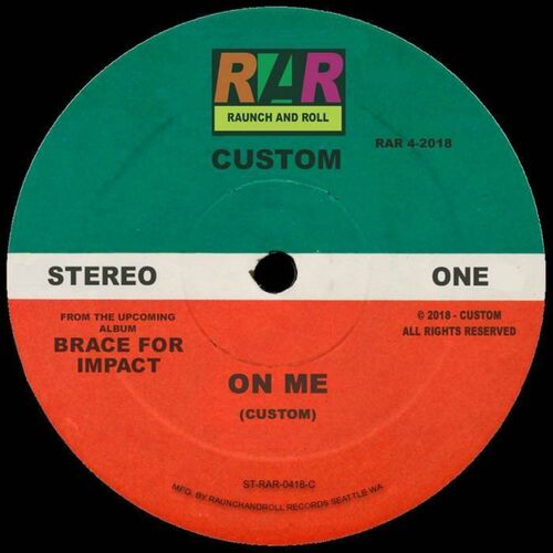 Custom: On Me - Music Streaming - Listen on Deezer
