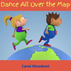 Dance All over the Map