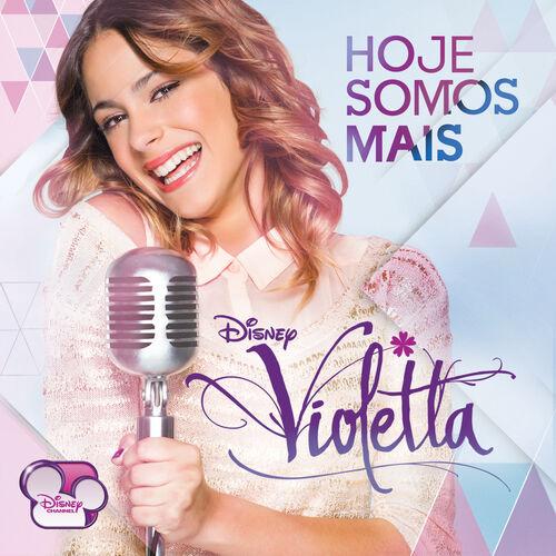 Baixar CD Violetta – Hoje Somos Mais – VA (2017) Grátis