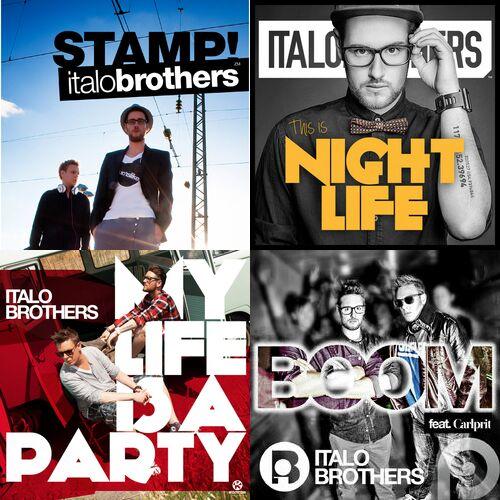 Italobrothers playlist - Listen now on Deezer | Music Streaming