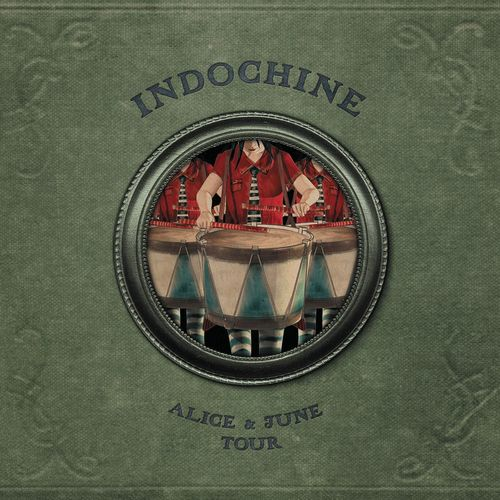 Indochine 2007 - Alice & June Tour mp3 320 Kbs