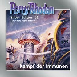 Kampf der Immunen - Perry Rhodan - Silber Edition 56 (Ungekürzt)