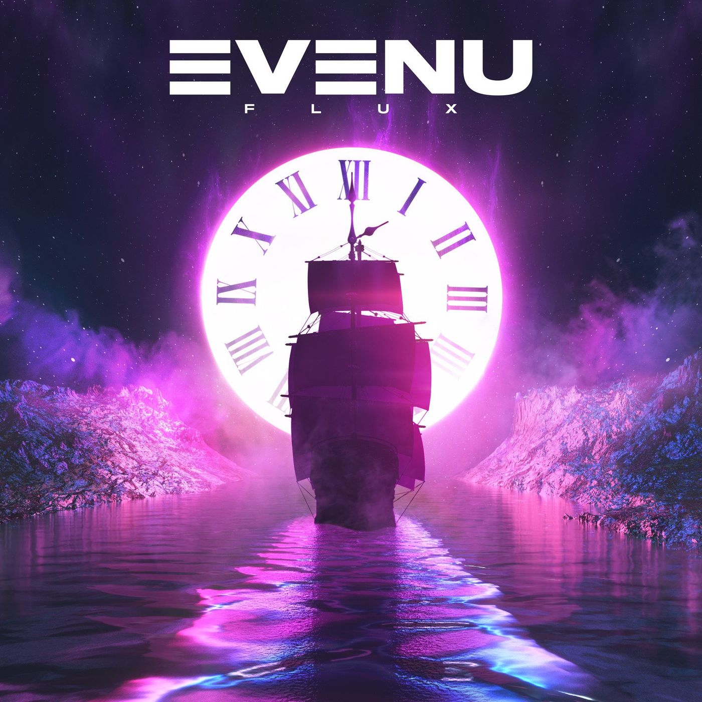 Evenu - Flux [single] (2020)