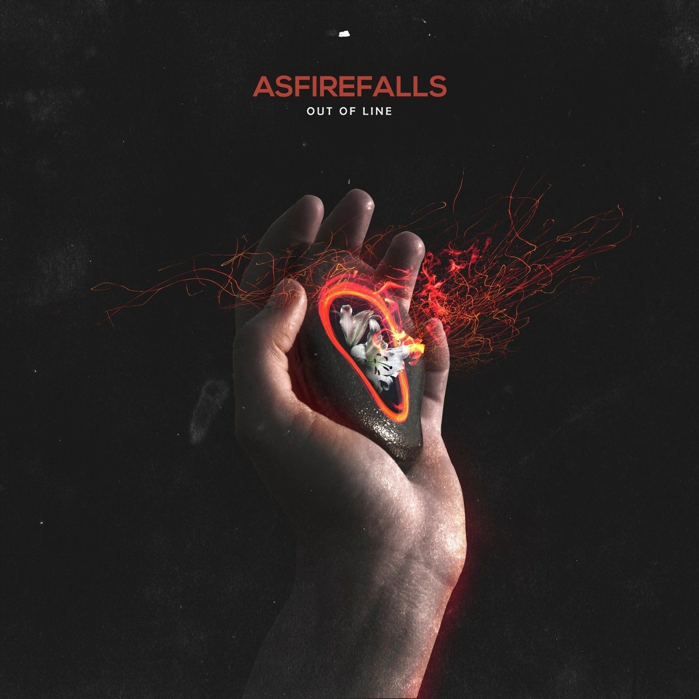 Asfirefalls - Out of Line [single] (2020)