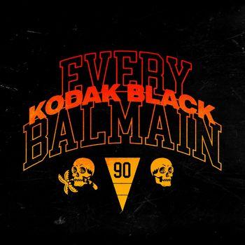 Every Balmain cover