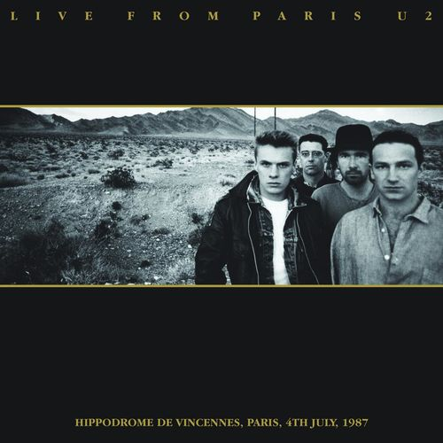 Baixar Single Running To Stand Still (Live From Paris) – U2 (2008) Grátis