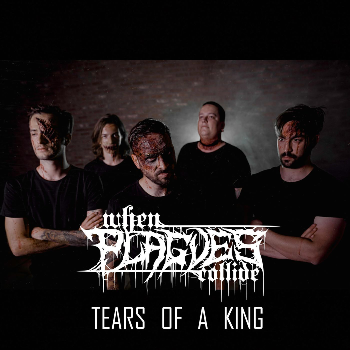 When Plagues Collide - Tears of a King [single] (2020)