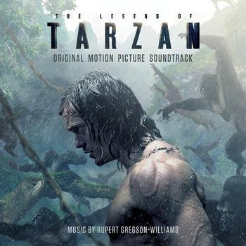 The Legend Of Tarzan cover