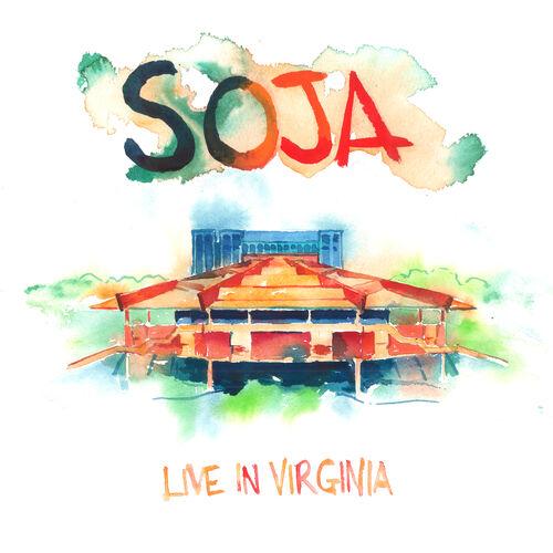 Baixar CD SOJA: Live in Virginia – SOJA (2016) Grátis