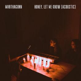 Album cover of Honey, Let Me Know (Acoustic)