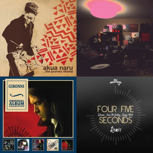 Four Five Seconds Album