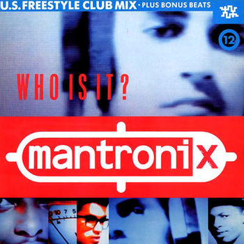 Who Is It? (Lp Radio Version) cover