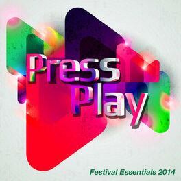 Album cover of Festival Essentials 2014
