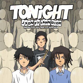 Tonight (feat. iann dior) cover