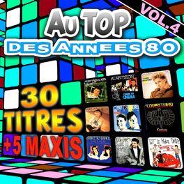 Album cover of Au top des années 80, vol. 4