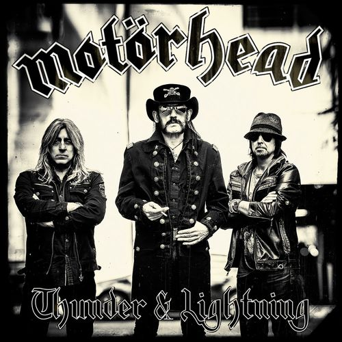 motörhead thunder lightning listen on deezer
