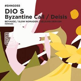 Album cover of Byzantine Call/Deisis