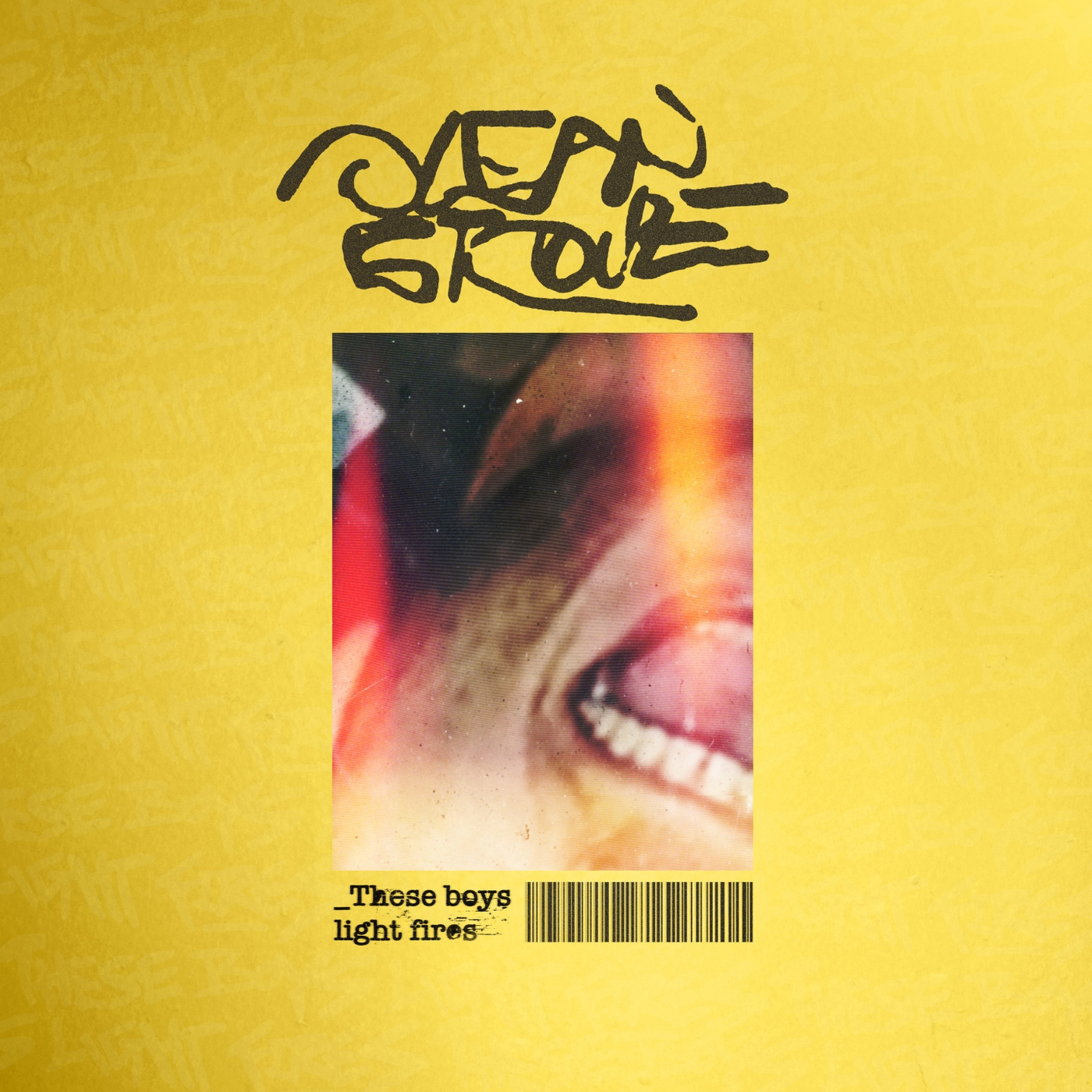Ocean Grove - These Boys Light Fires [single] (2016)