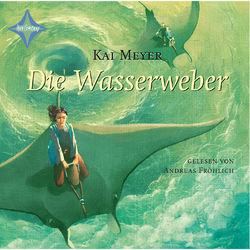 Die Wasserweber (Wellenläufer Teil 3) Hörbuch kostenlos