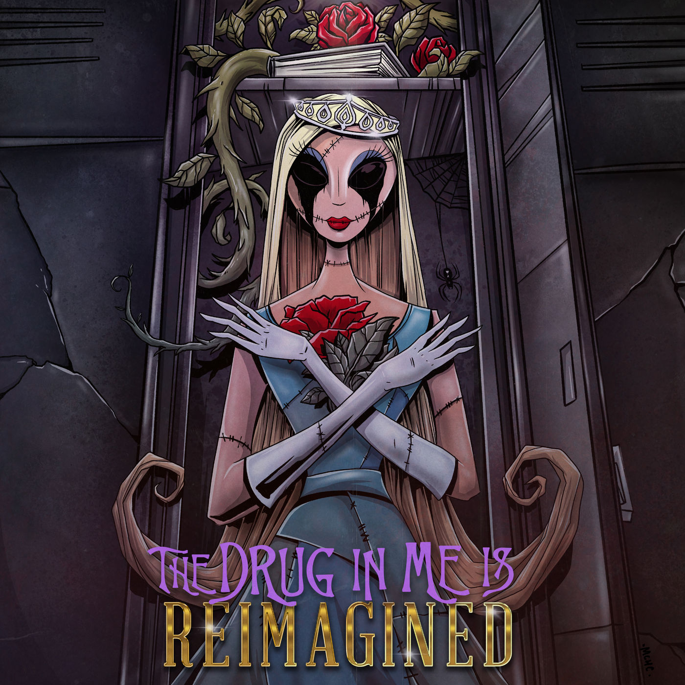 Falling In Reverse - The Drug In Me Is Reimagined [single] (2020)