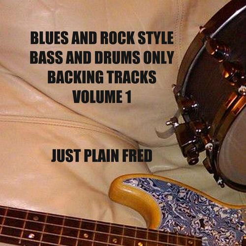 Just Plain Fred - Shuffle Boogie in B (180 BPM B&D Backing