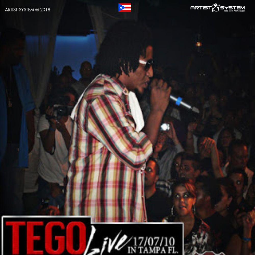Al Natural (Tego Calderon Live In Tampa FL)