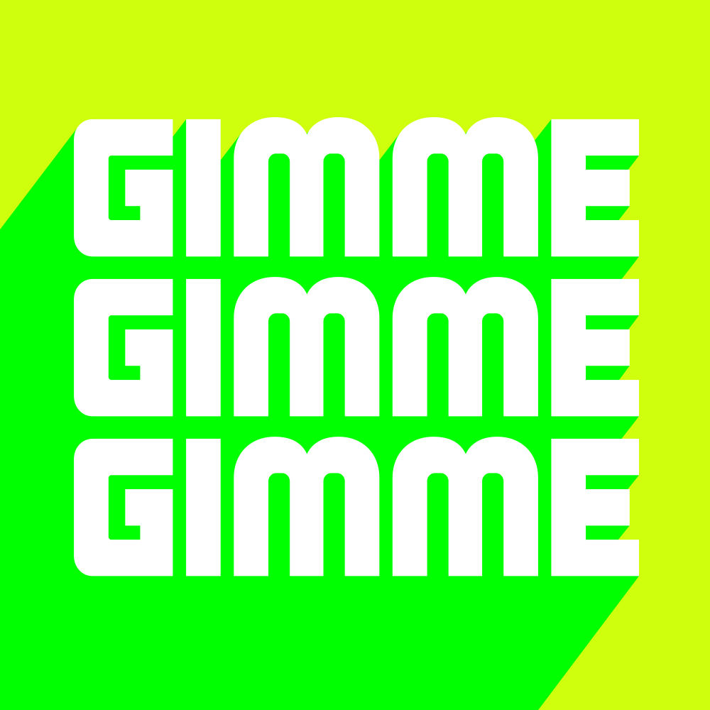 Gimme Gimme (Club Mix)