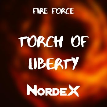 Torch of Liberty (Fire Force) cover