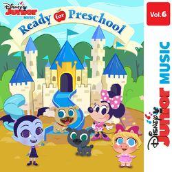 Disney Junior Music: Ready for Preschool Vol. 6