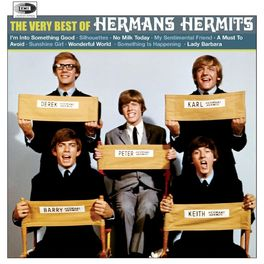 Album cover of The Very Best Of Herman's Hermits