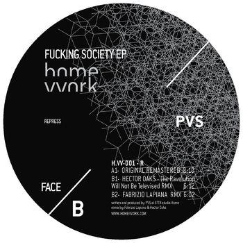 Fuckin' Society cover