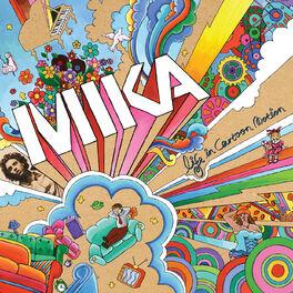 Album cover of Life In Cartoon Motion (UK eDeluxe Album)