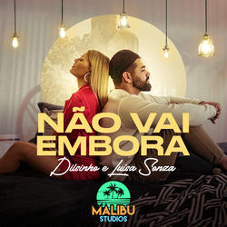 Não Vai Embora (feat. Luísa Sonza e Malibu) - Dilsinho Download