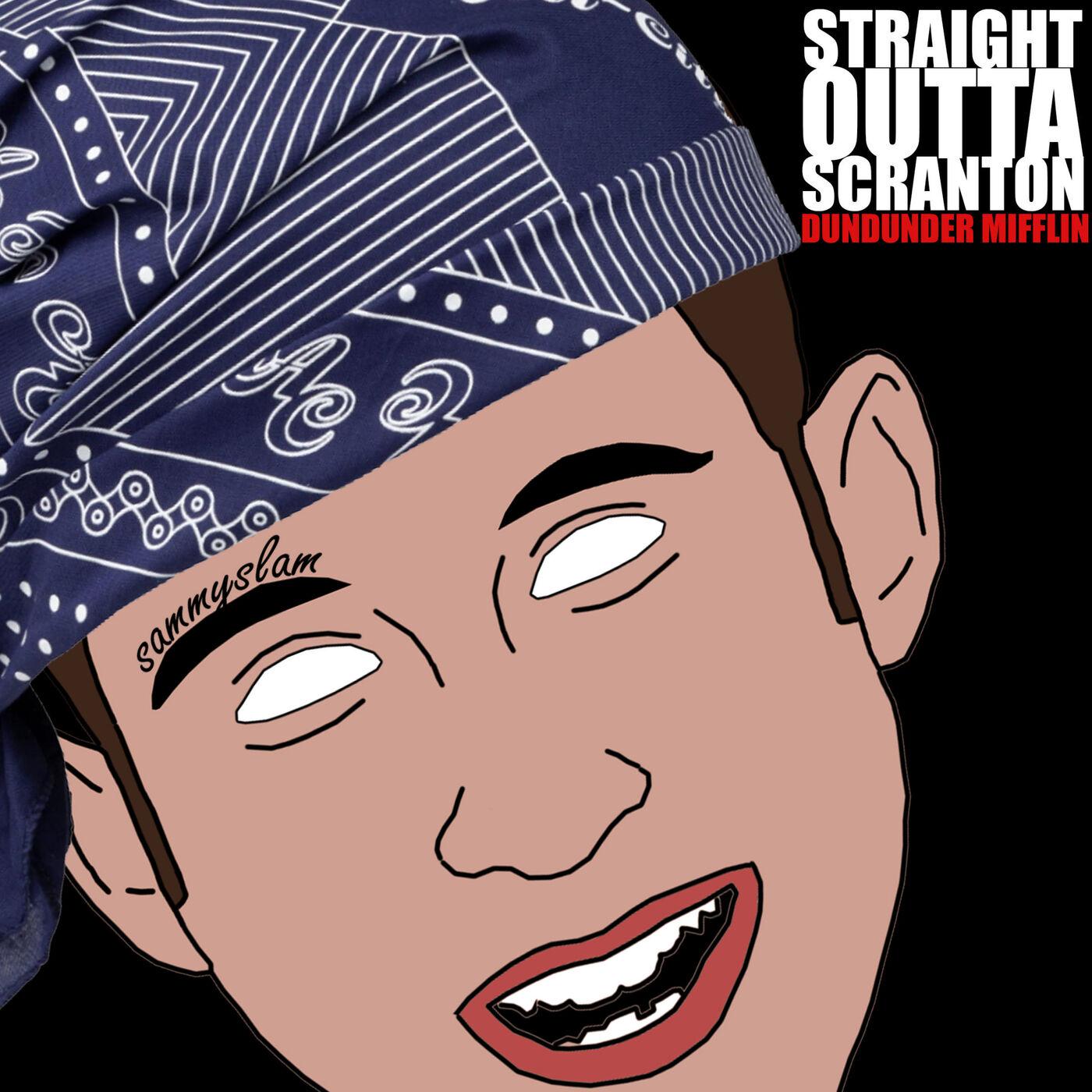 Sammy SlamDance - Dundunder Mifflin: Straight Outta Scranton [single] (2020)
