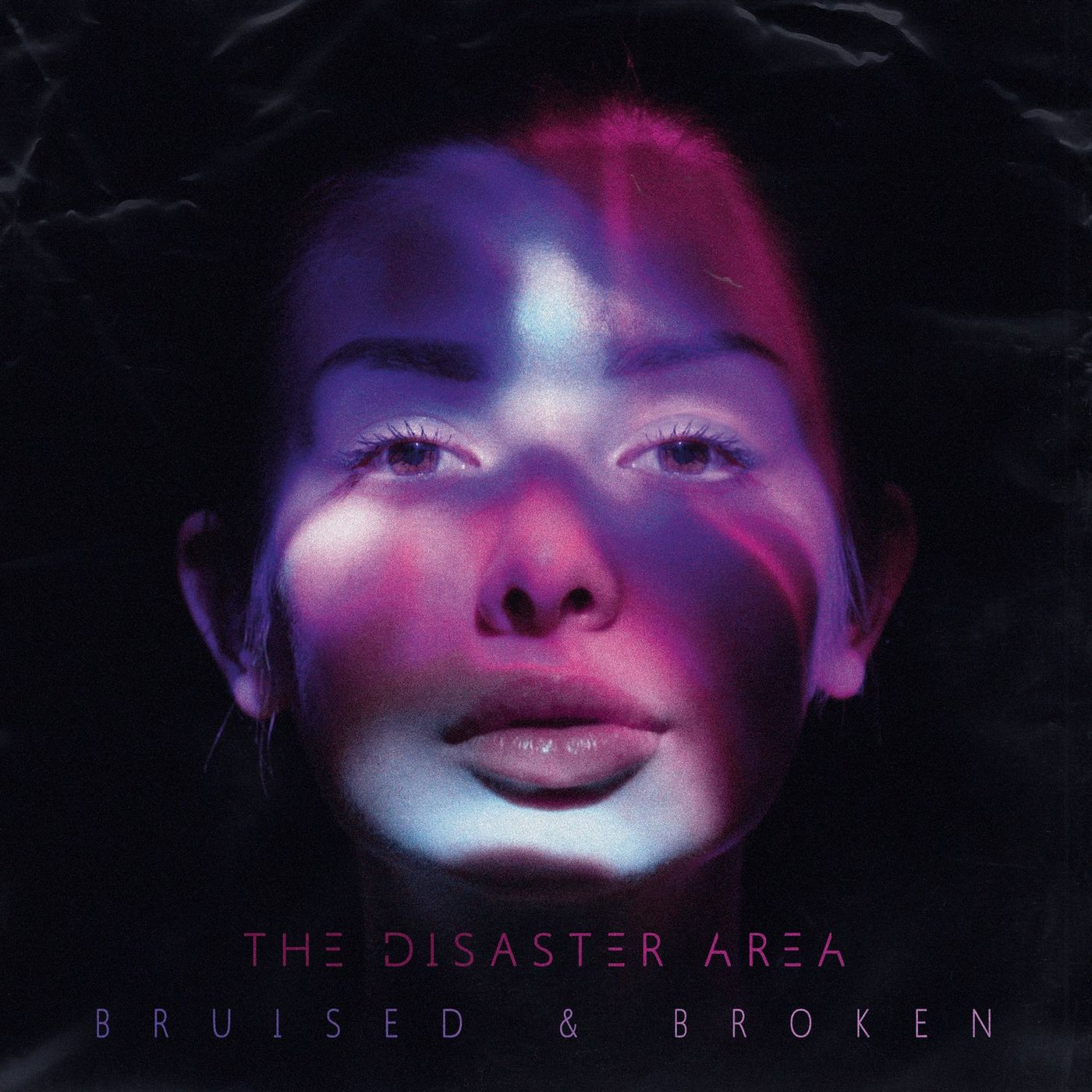 The Disaster Area - Bruised & Broken [single] (2020)