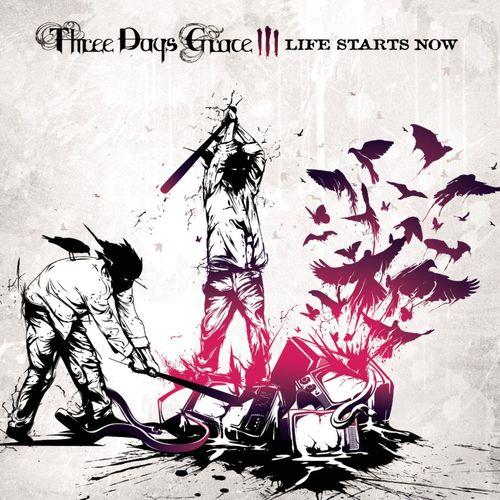 Baixar CD Life Starts Now – Three Days Grace (2009) Grátis