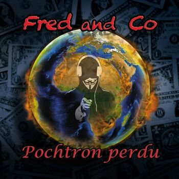 Pochtron perdu cover