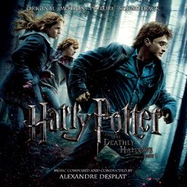 Album cover of Harry Potter and the Deathly Hallows, Pt. 1 (Original Motion Picture Soundtrack)
